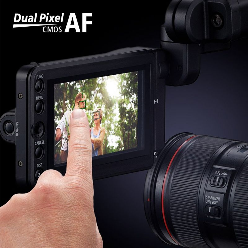 Pioneering auto focus technology