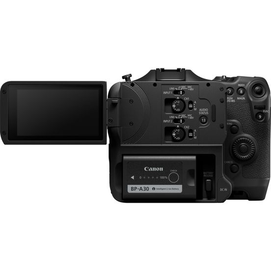 EOS C70, камера Cinema EOS