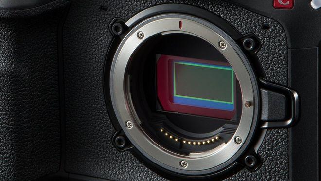 Canon EOS C70, DGO Sensor, HDR