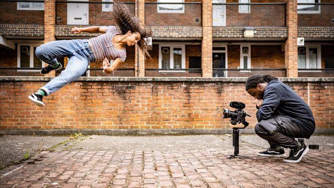 Canon EOS C70, 4K Shooting, 120fps