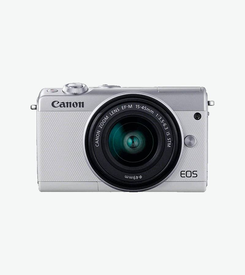 Canon EOS M100 Specifications - Canon UK