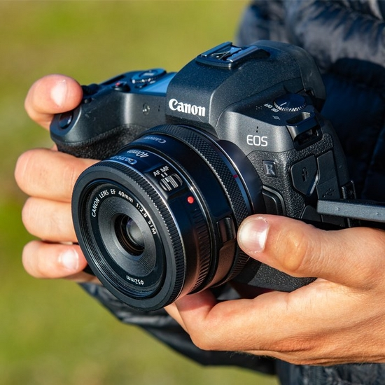EOS R Full Frame Mirrorless Cameras