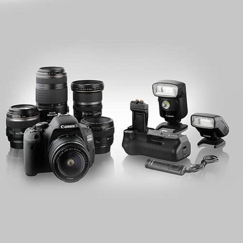 EOS DSLR für Foto-Begeisterte - Canon Deutschland