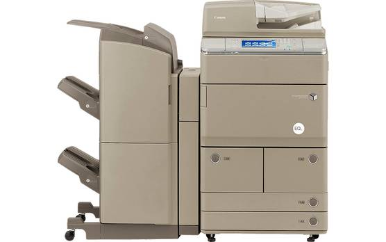 EQ80 imageRUNNER ADVANCE 6065i Punch Front