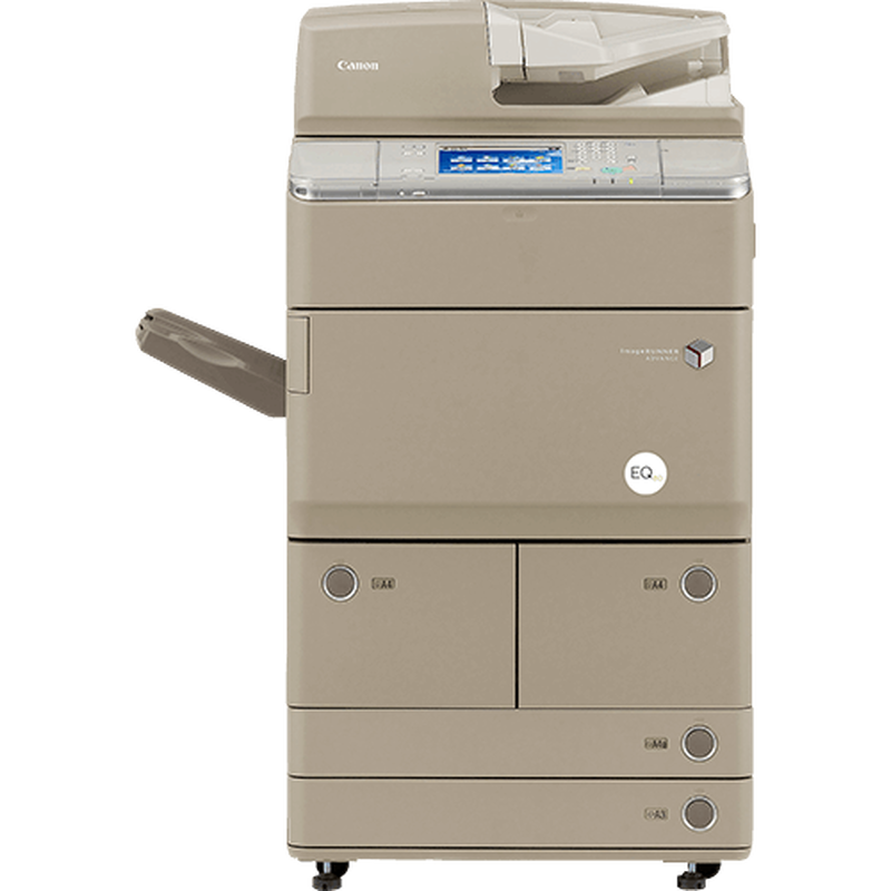 EQ80 imageRUNNER ADVANCE 6065i Front View