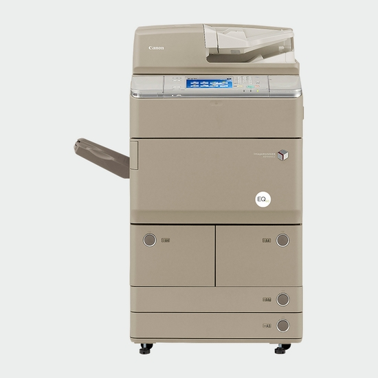 EQ80 imageRUNNER ADVANCE 6065i - Range