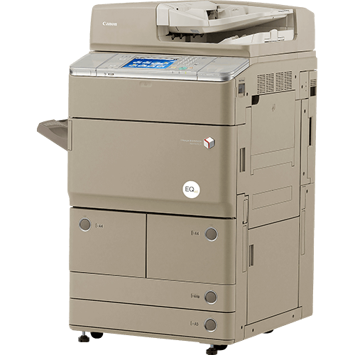 EQ80 imageRUNNER ADVANCE 6065i Front View Angle