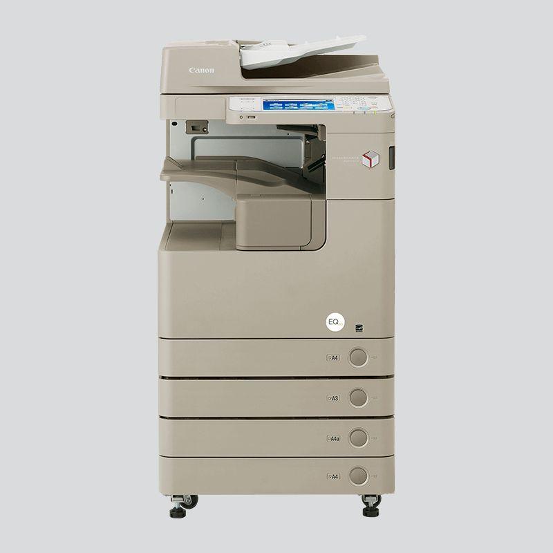 4000 series ic pdf printer