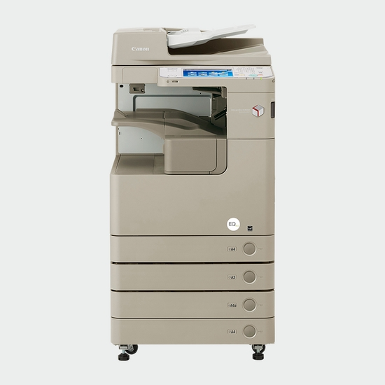 EQ80 imageRUNNER ADVANCE 4000 Series - Range