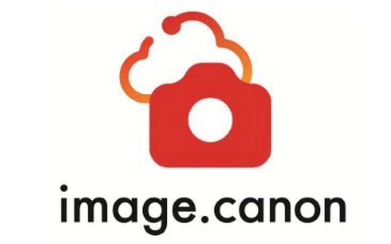 Notice of loss of a portion of image data for image.canon