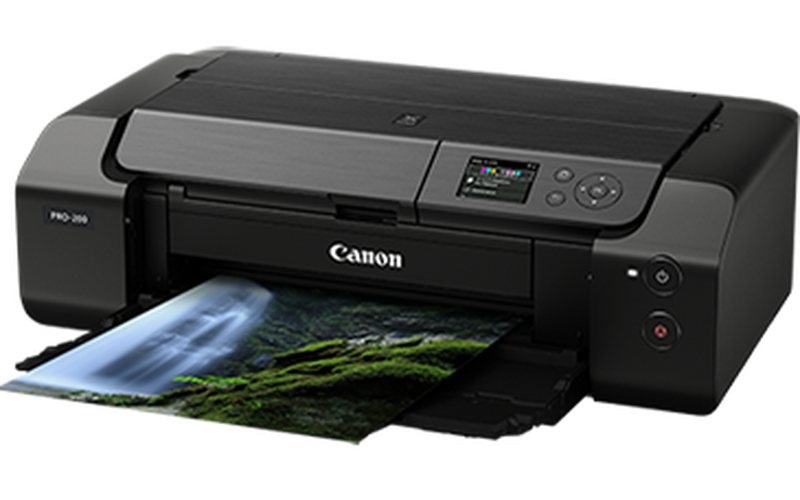 Introducing PIXMA PRO-200 – a vibrant A3+ photo printer for the creatively confident