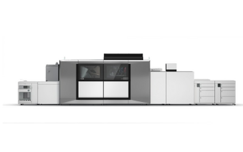 FIRST ORDERS AND FIRST INSTALL OF THE VARIOPRINT iX-SERIES  IN EMEA