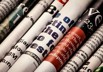 Print newspapers faster and more economically
