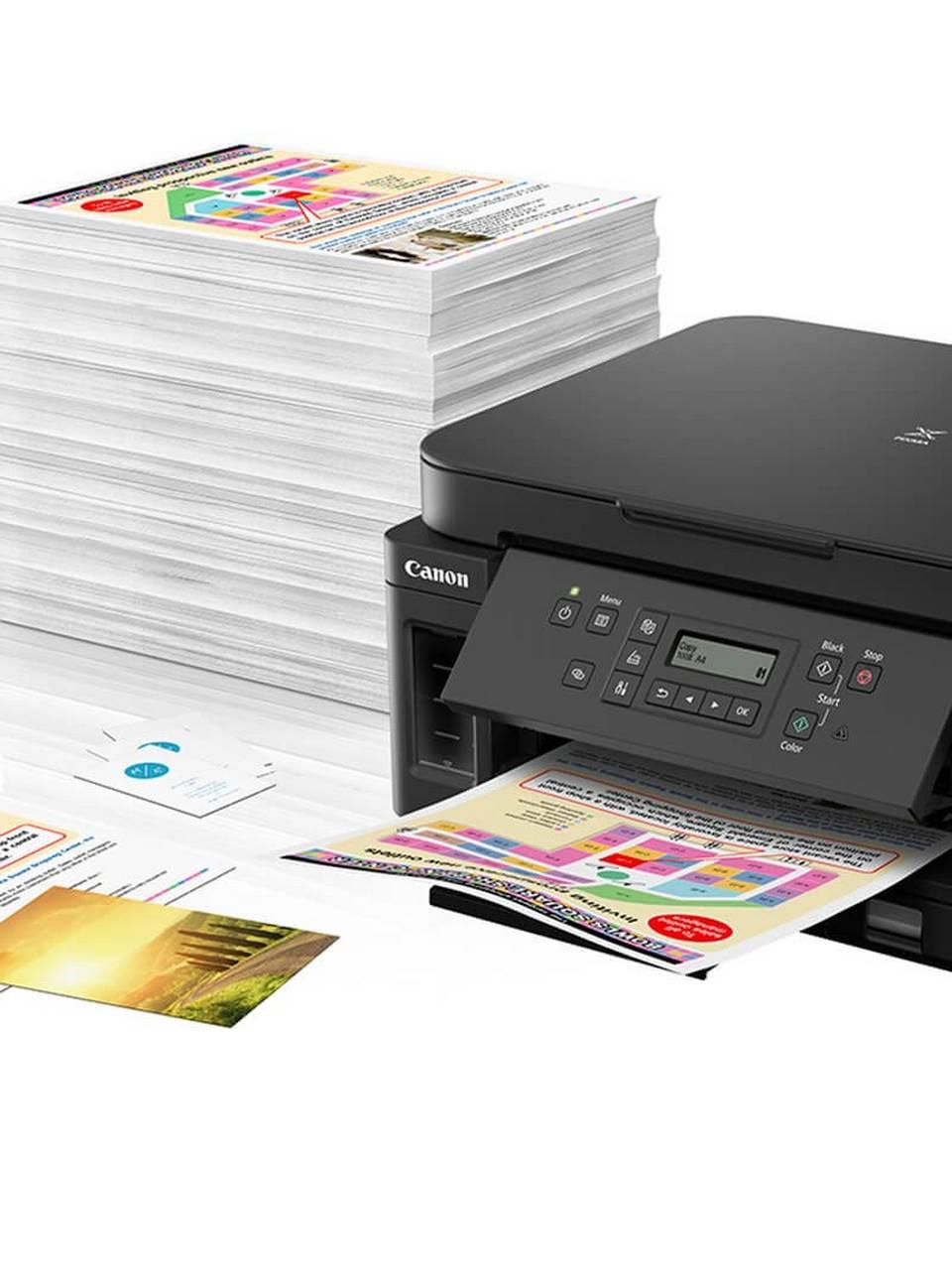 MegaTank Printers - PIXMA G Series - Canon Europe