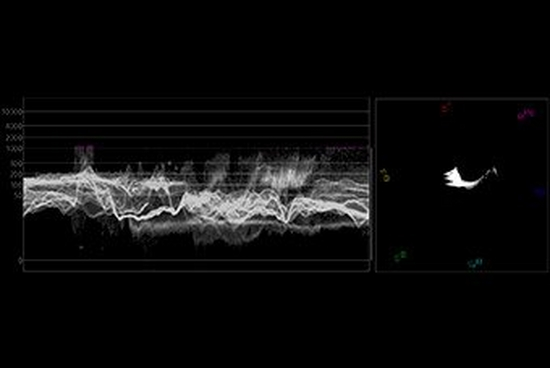 HDR waveform monitor / Vector-scope
