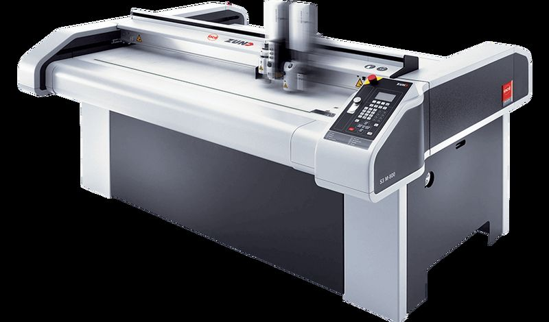Canon S-series flatbed cutter