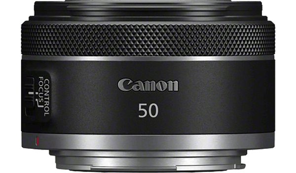 Canon RF 50mm F1.8 STM Intro Image