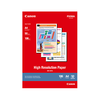 High Resolution Paper