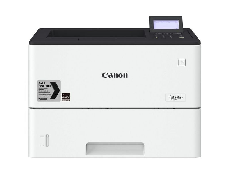 i-SENSYS LBP312x compact black and white printer