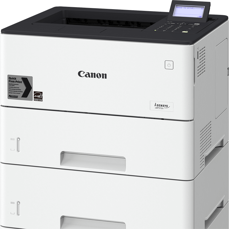 how to set up canon printer to receive faxes