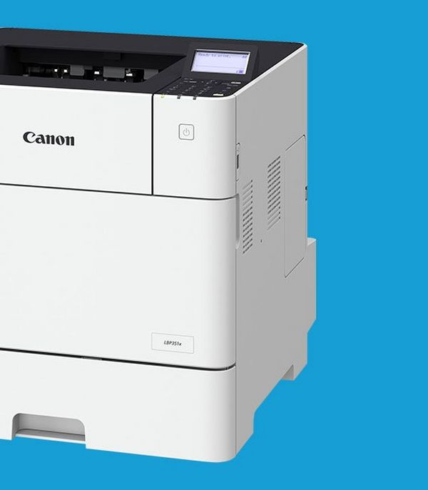 High performance laser printers that let you print, copy, scan and fax.