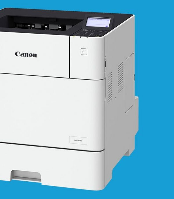The Canon i-Sensys range can print, copy and scan
