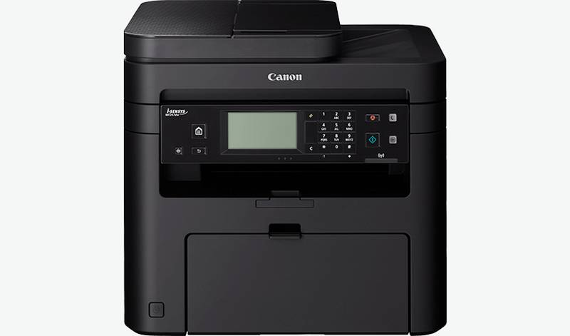 i-SENSYS MF247dw Canon Office Black Printer
