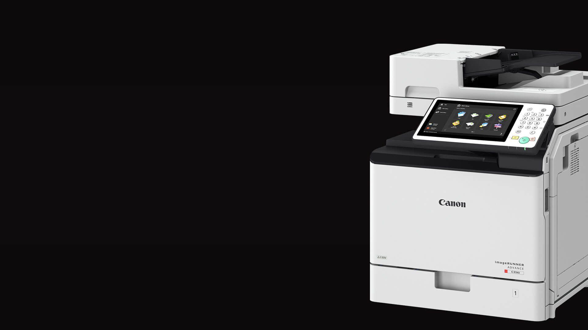 Canon ImageRUNNER ADVANCE C256/C356 Series