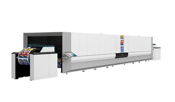 ProStream 1000 digital colour press