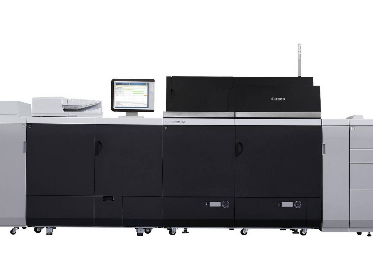 imagePRESS c10000VP printer