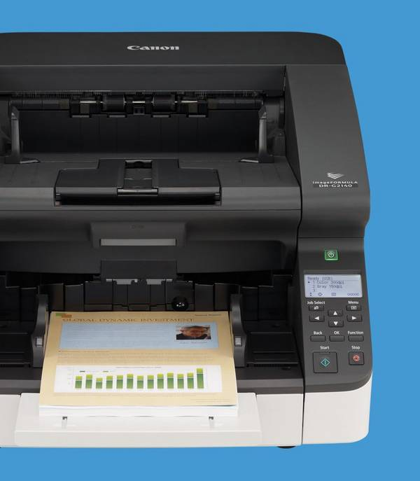 imageFORMULA improve information efficiency with our range of high quality document scanners