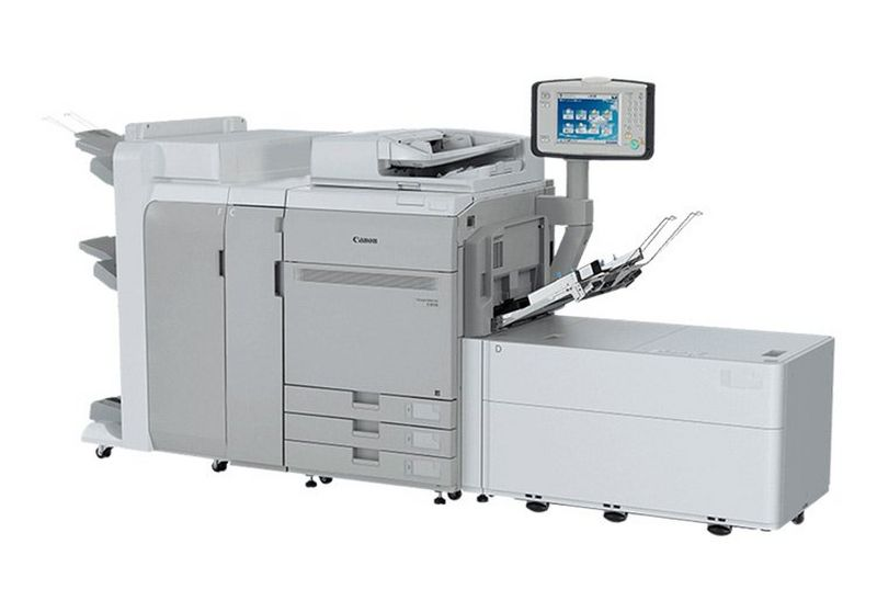 New Canon imagePRESS C910 light production series increases capabilities of graphic arts and in-house customers