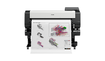 "imagePROGRAF TX-4000 44"" inkjet colour plotter"