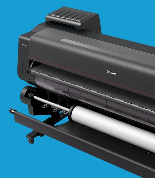 Print in stunning quality with this breakthrough range of high-performance wide format printers.