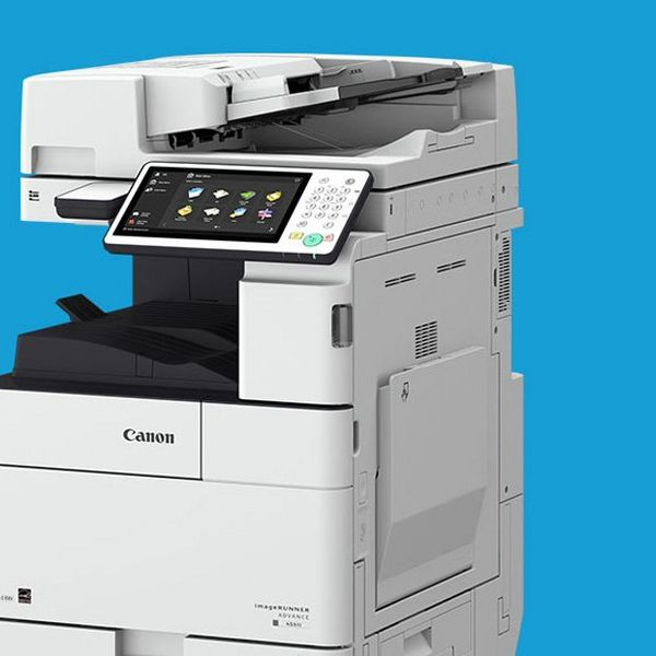 Canon helped the firm replace its original, mixed print fleet with just 43 multifunction devices.