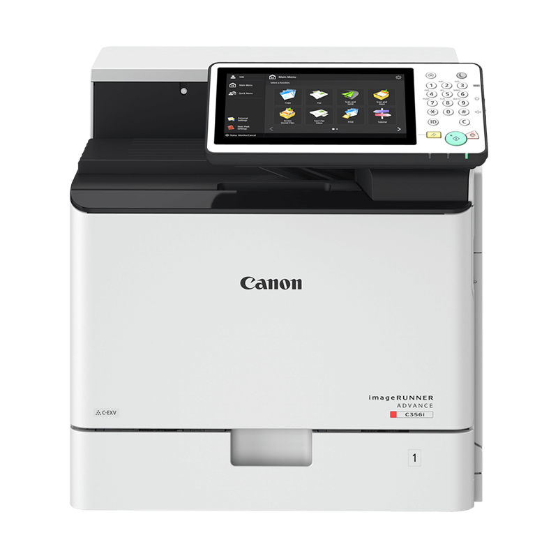 Canon ImageRUNNER ADVANCE C256/C356 Series