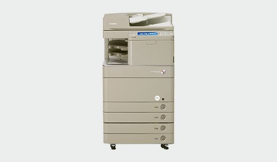 EQ80 imageRunner Advance 5000 Series