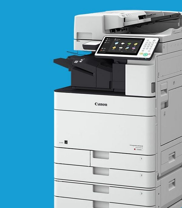 Canon imageRUNNER ADVANCE boost productivity