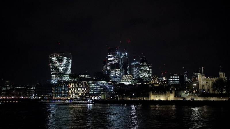 Il y a toujours un nouveau gratte-ciel à Londres.