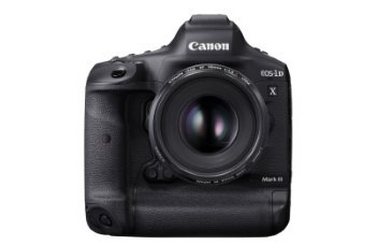 Introducing the new action hero: Master speed with Canon's much-anticipated EOS-1D X Mark III