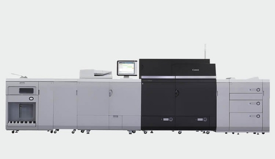 Canon imagePRESS C1000000VP Vollfarb-Digitaldruckmaschine