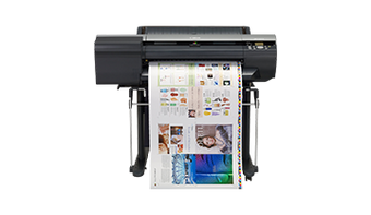 imagePROGRAF iPF6450 time-saving proofing printer