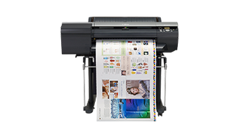 "imagePROGRAF IPF6450 24"" printer"