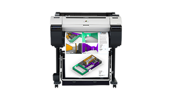 imagePROGRAF iPF670 5 colour plotter