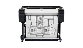 "imagePROGRAF iPF780 36"" colour plotter"