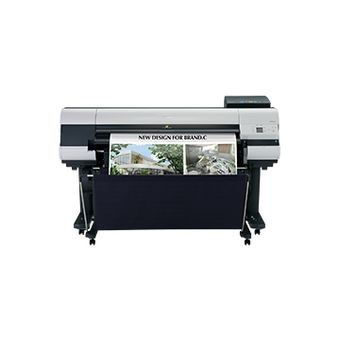 imagePROGRAF iPF840 two-roll large format plotter