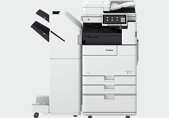 imageRUNNER ADVANCE DX 4700 Series - Range 6