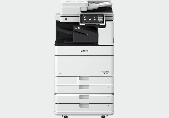 imageRUNNER ADVANCE DX 6000i Series - Range 8
