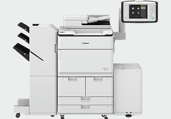 imageRUNNER ADVANCE DX 8700 Series - Range 9
