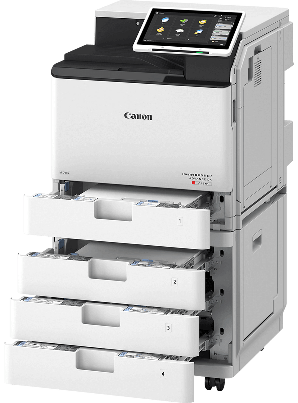 imageRUNNER ADVANCE DX C257/C357 Series story module 1